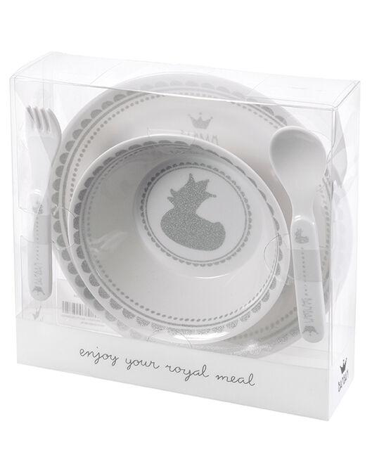 BamBam Royal Dinner serviesset - White