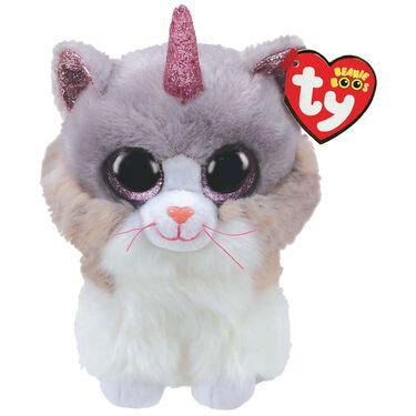 TY beanie boo's Asher cat 15cm -