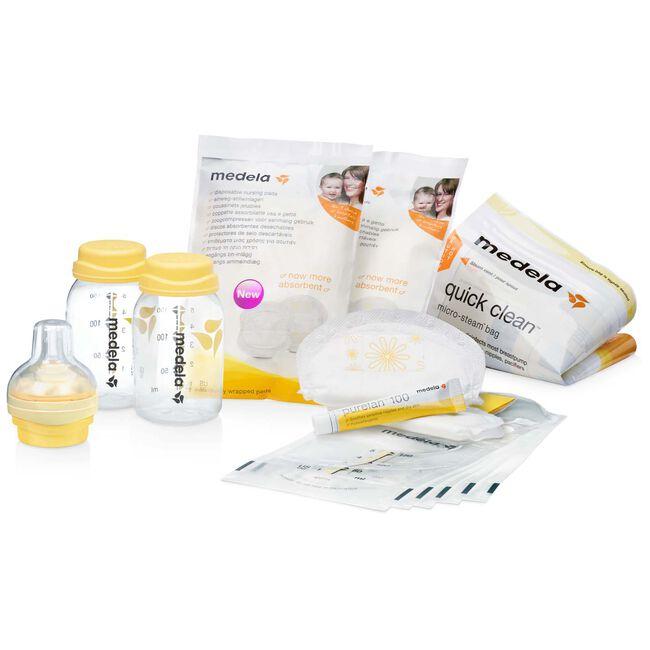 Medela borstvoeding starterset - Geen Kleurcode
