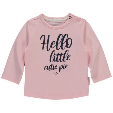 Quapi baby shirt - Pink