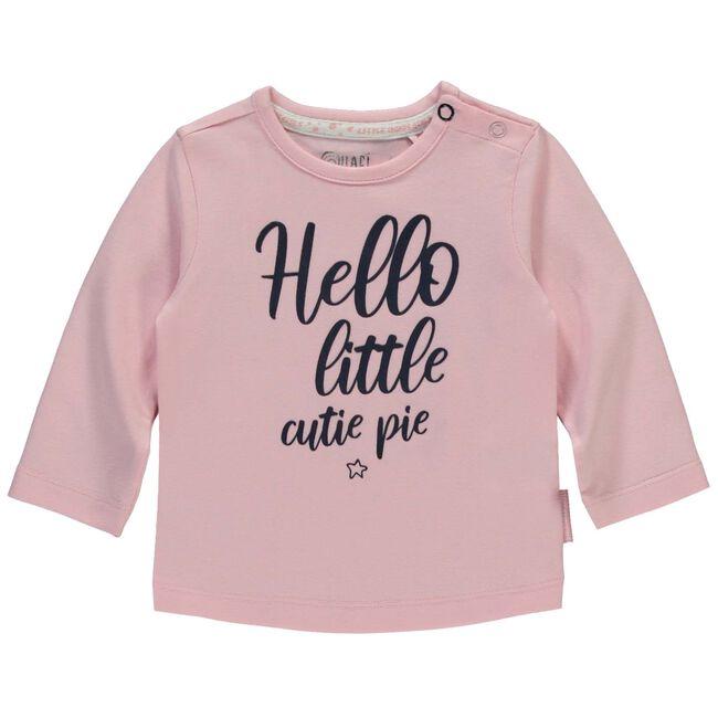 Quapi baby meisjes T-shirt - Pink
