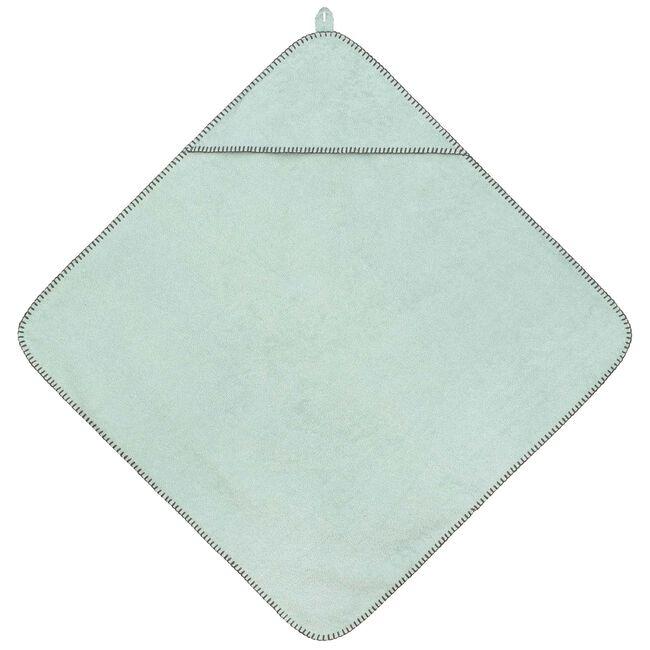 Prénatal badcape - Soft Green