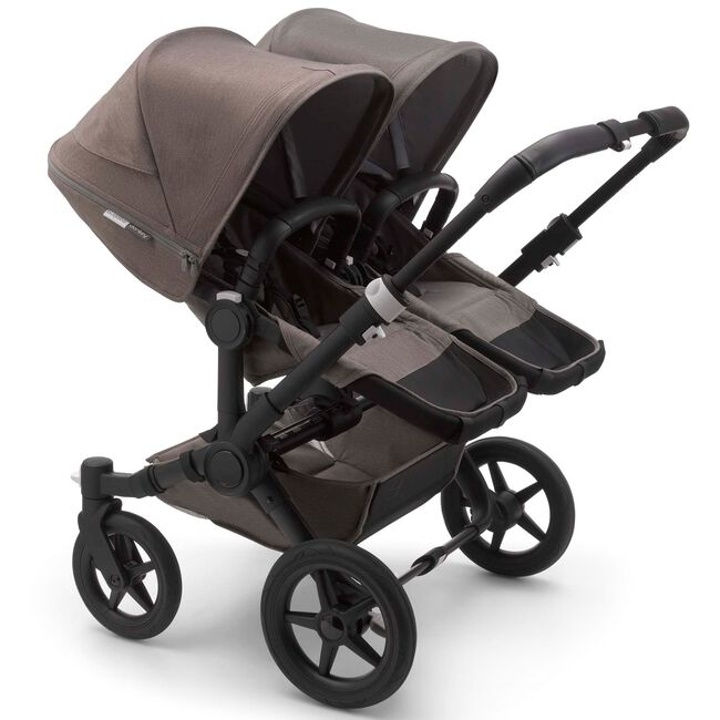 Bugaboo Donkey3 Mineral - Black/ Taupe