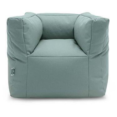 Jollein fauteuil beanbag - Dark Mint Green