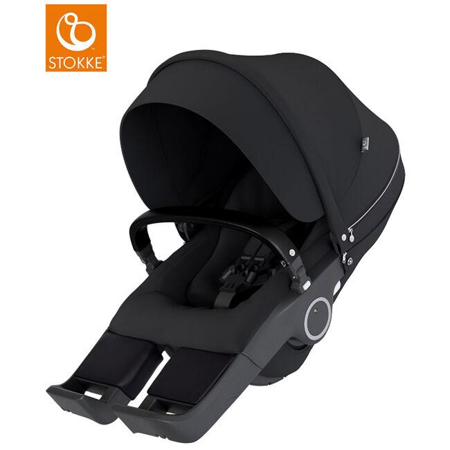Stokke Xplory V6/ Trailz zit - Black
