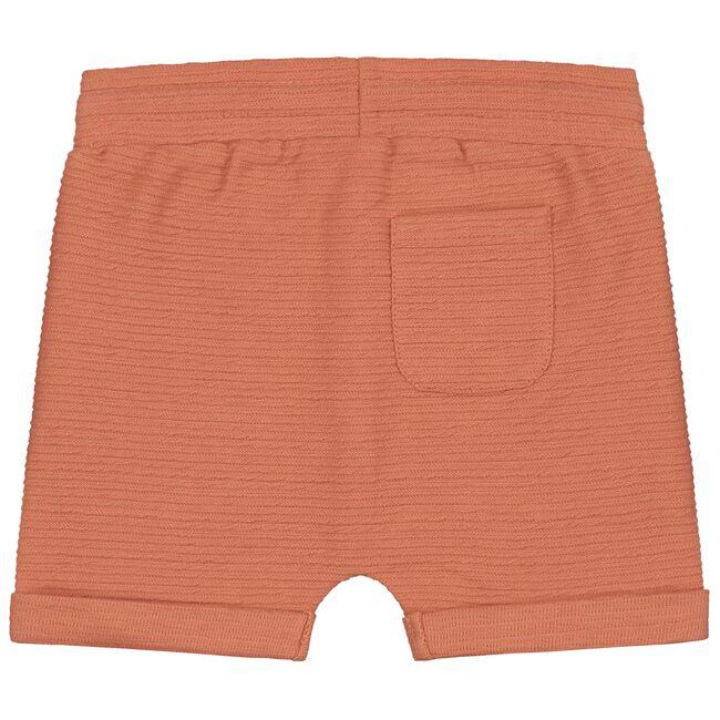 Prénatal peuter short - Warm Orange