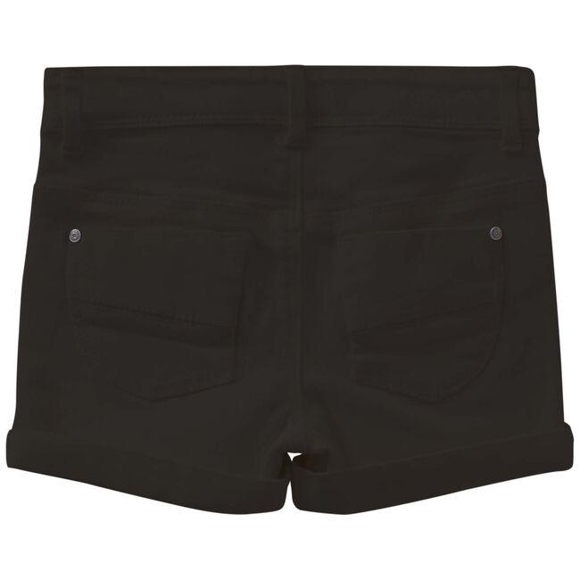 Name it peuter meisjes short - Black