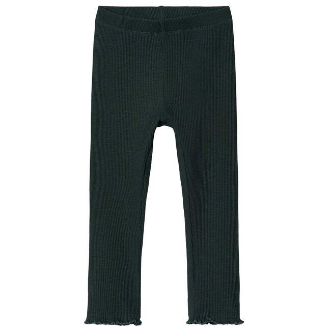 Name it peuter meisjes legging - Darkgreen