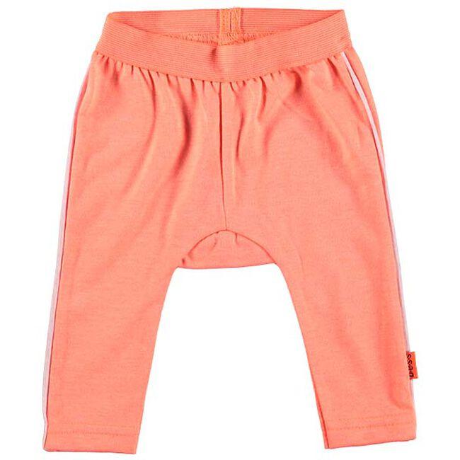 Bess peuter meisjes legging - Neon Orange