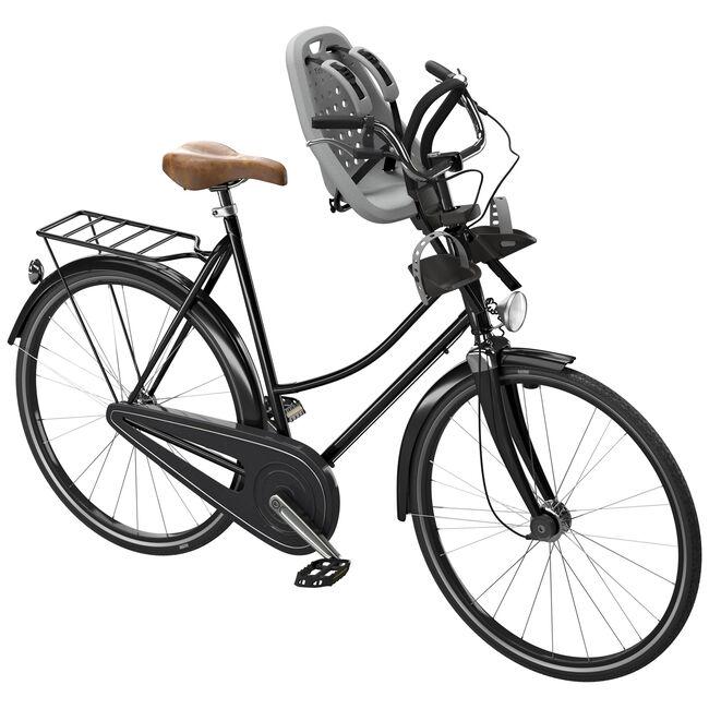 Thule Yepp fietsstoeltje Mini - Silver