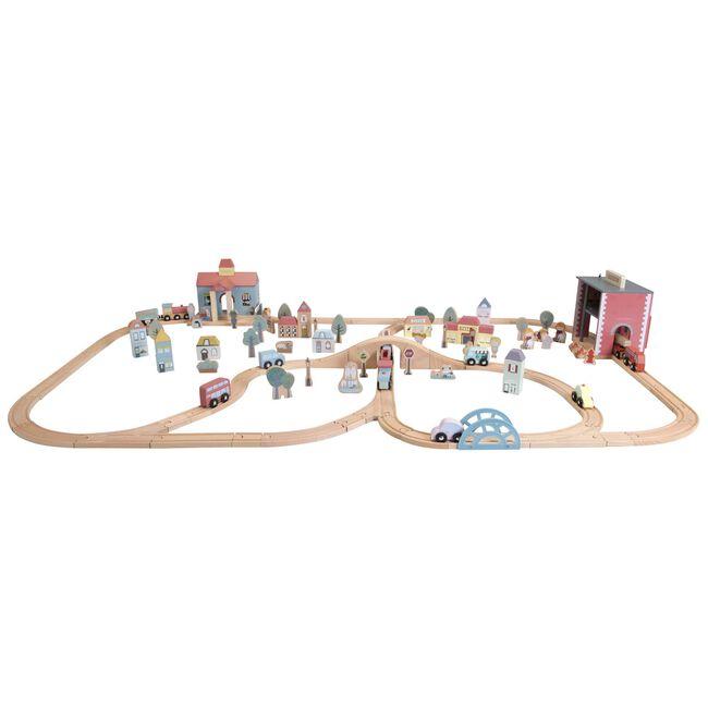 Little Dutch treinbaan station - Multi