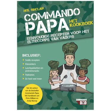 Commando papa kookboek -