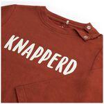 Prénatal peuter shirt Knapperd -
