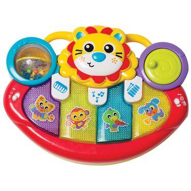 Playgro lion activity kick toy -