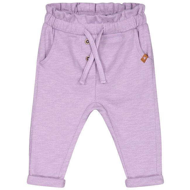 Sweet Petit baby meisjes broek Amber - Mid Purple