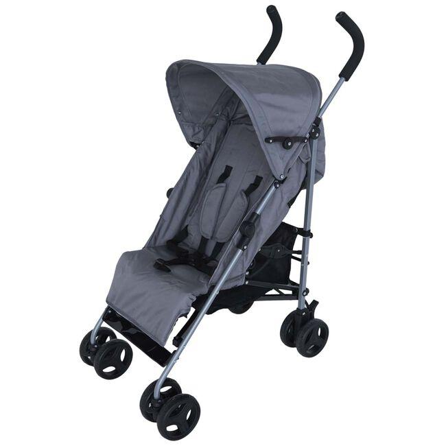 Prenatal 5 standen buggy - Grey
