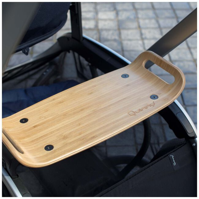 Quinny Hubb Hop On meerijdplankje - Bamboo