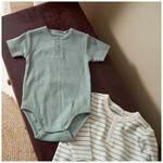 Prénatal pyjama - Light Sand Brown