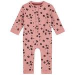 Prenatal newborn meisjes 1-delig pakje - Dark Pink