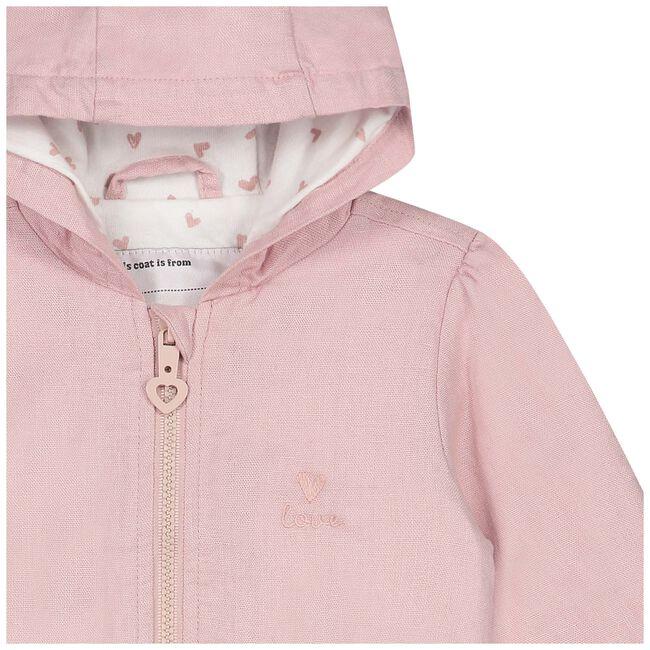 Prenatal baby meisjes zomerjas - Mid Pink