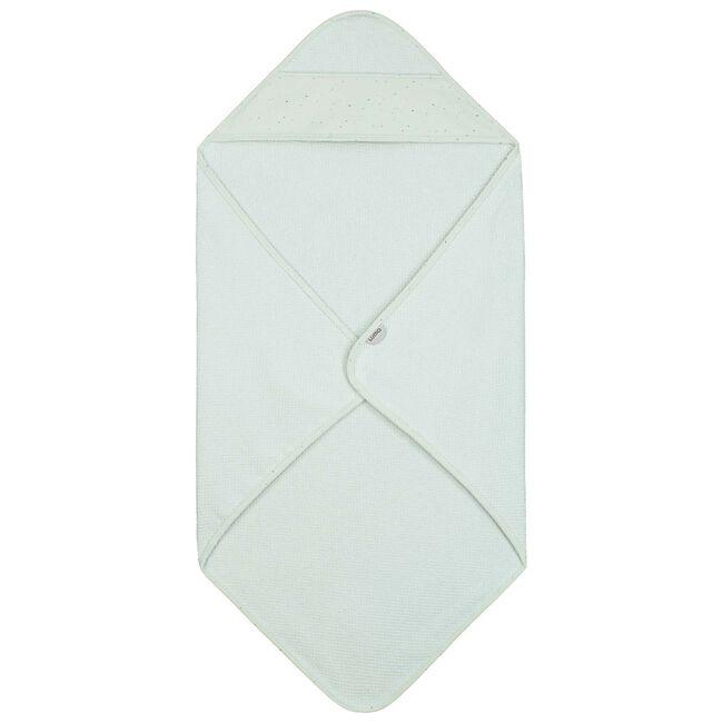 Luma x Prénatal badcape - Light Mint Green