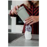 Philley melkpoeder bewaardoos - Green Grey