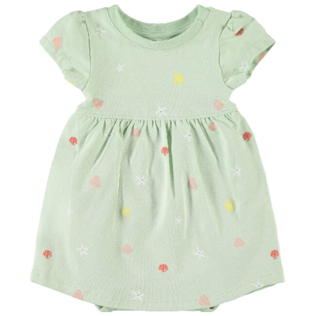 Name it baby meisjes jurk - White