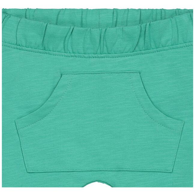 Prenatal peuter jongens korte broek - Bottle Green