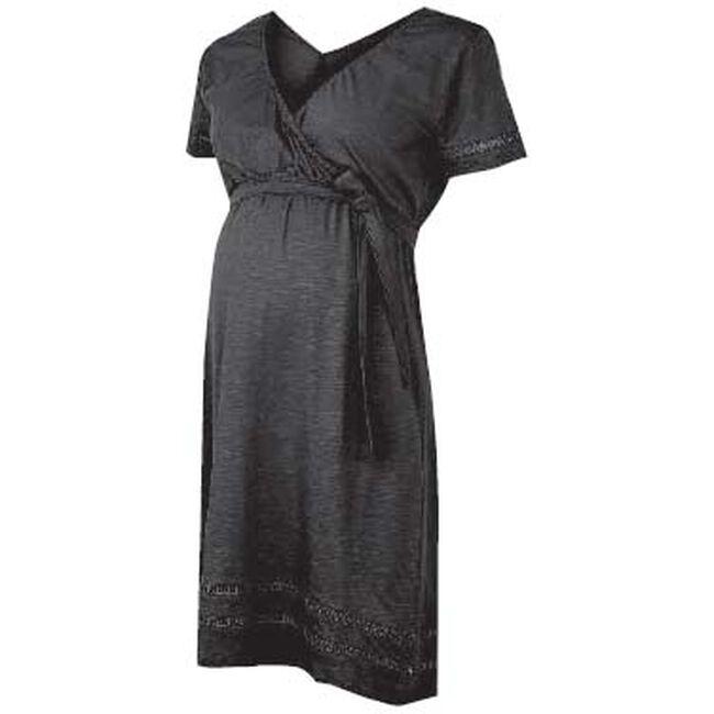 Mamalicious zwangerschaps jurk - Black