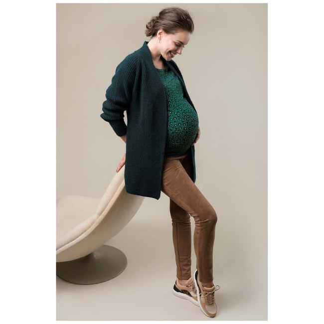 Prenatal zwangerschapstregging - Dark Yellow Brown