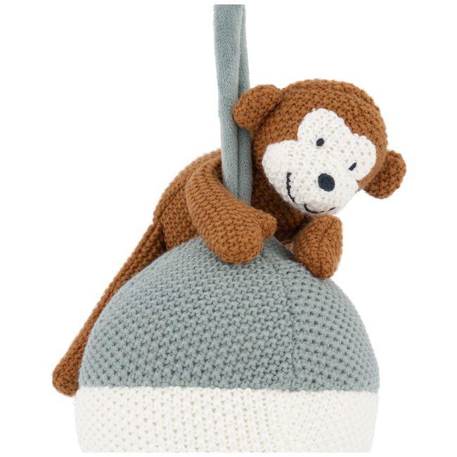 Prenatal muziekdoosje little knits -