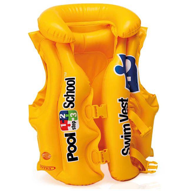 Intex Pool School zwemvest - Yellow
