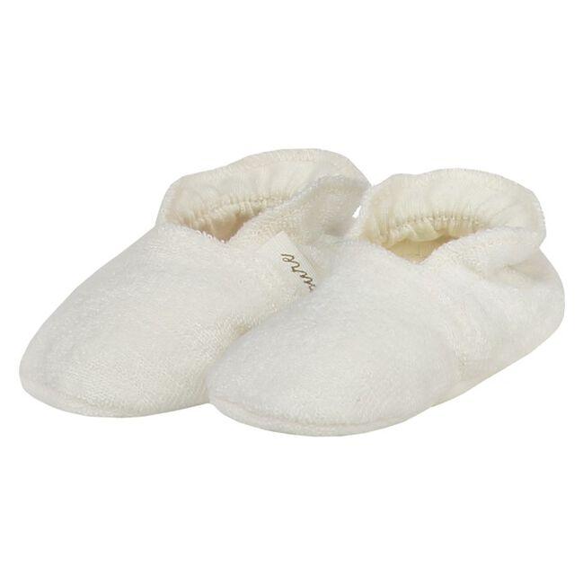 Prenatal Pure slofjes - Off-White