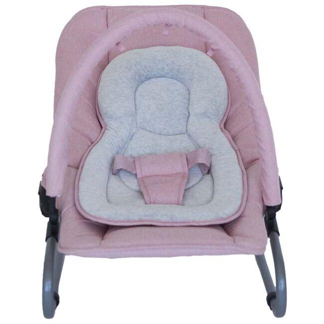 Prénatal wipstoel luxe grijs - Pink