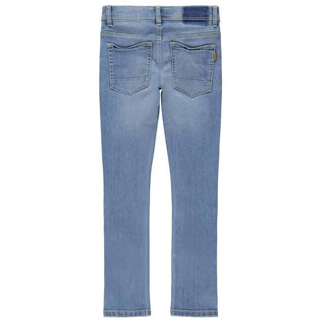 Name it peuter jongens broek - Light Blue Denim