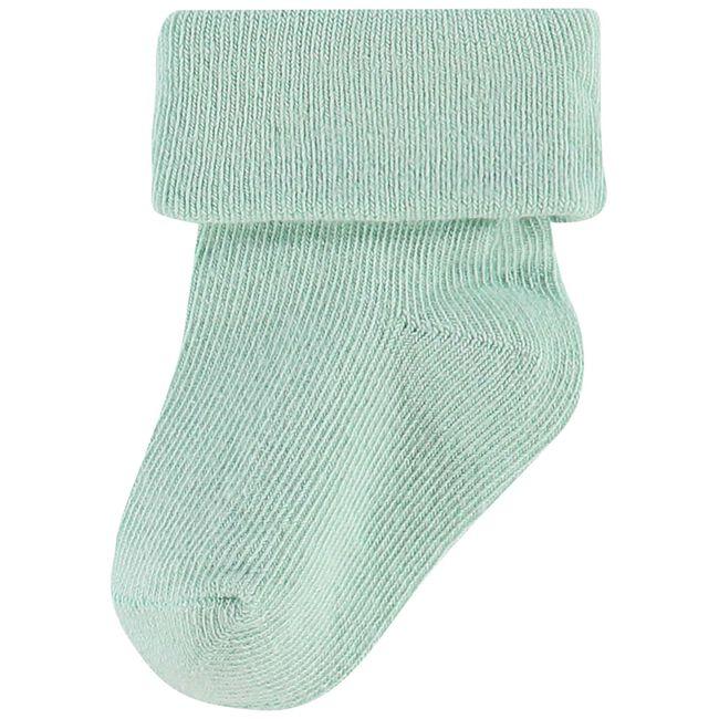 Noppies newborn unisex 2-pack sokken -