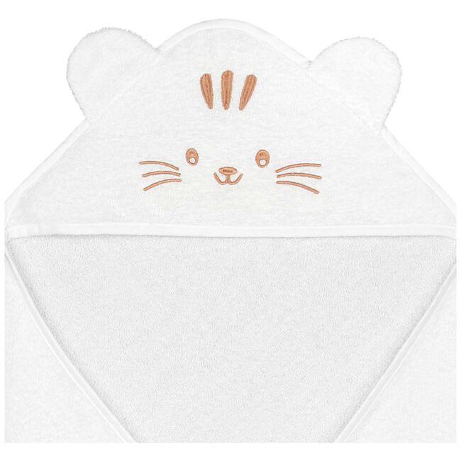 Prénatal badcape tiny tiger - White