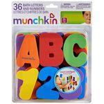Munchkin Foam letters - Multi