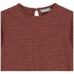 Prénatal peuter meisjes T-shirt - Deep Orange