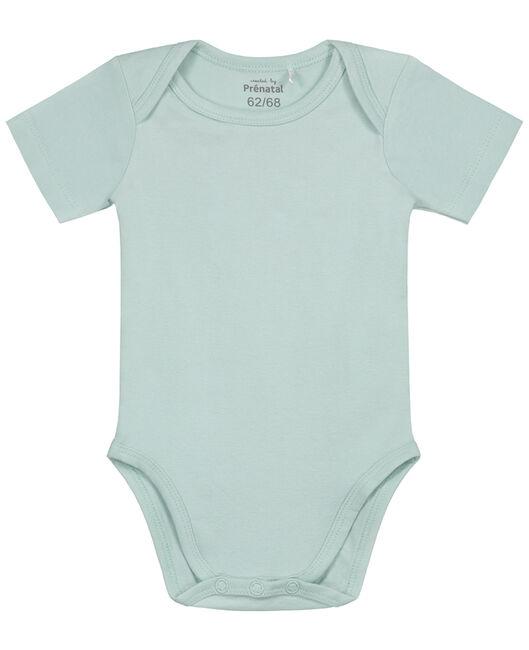 Prenatal basis romper - Light Mint Green