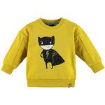 Babyface peuter jongens sweater - Yellow