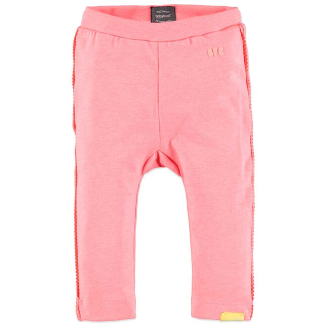 Babyface baby meisjes legging - Neon Pink