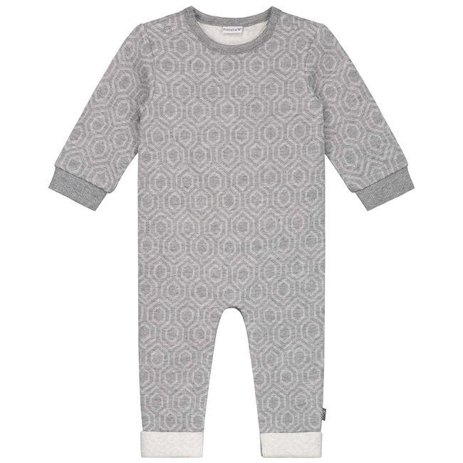 Prénatal newborn unisex 1-delig pakje - Darkgrey