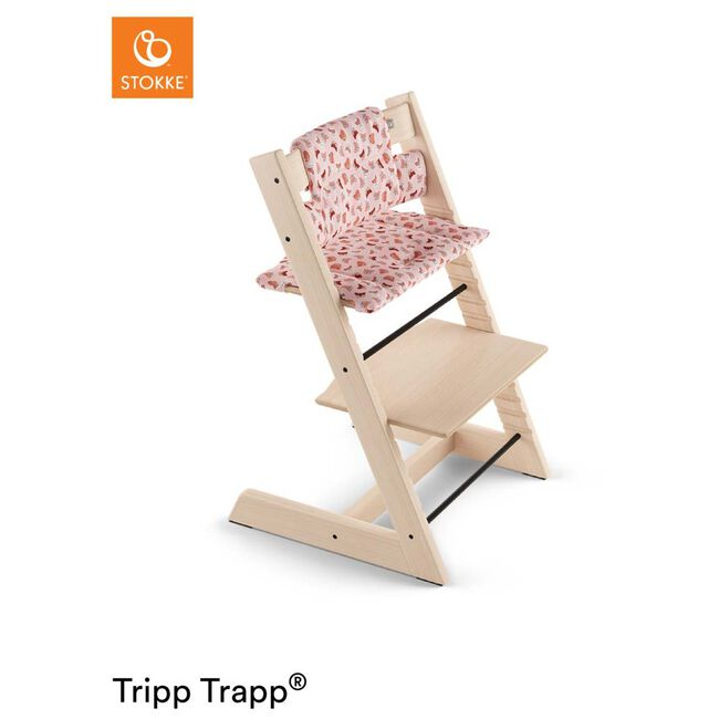 Tripp Trapp Classic Cushion - Dark Pink