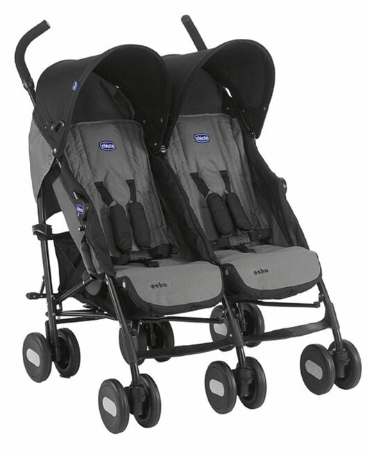 Chicco Echo Twin - Black