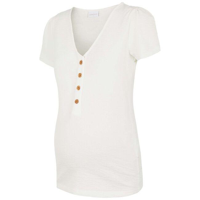 Mamalicious zwangerschaps T-shirt - White