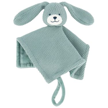 Prénatal knuffeldoekje konijn little knits -