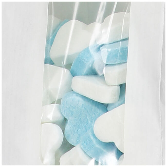 Prénatal geboortehartjes blauw -