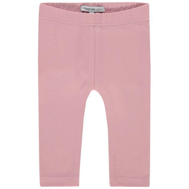 Noppies meisjes legging - Mid Pink
