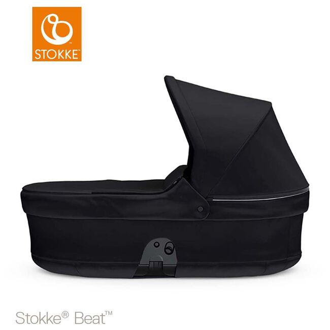Stokke Beat reiswieg - Black